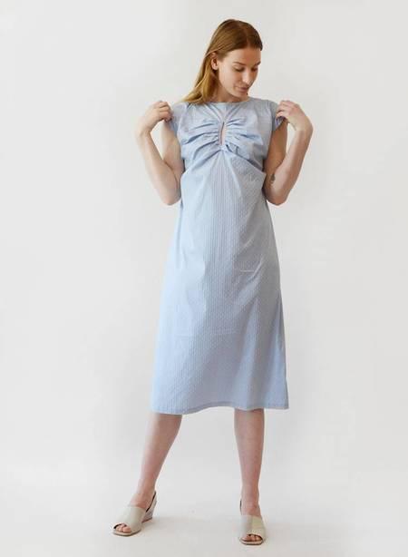Meg Bella Dress - Sky Blue