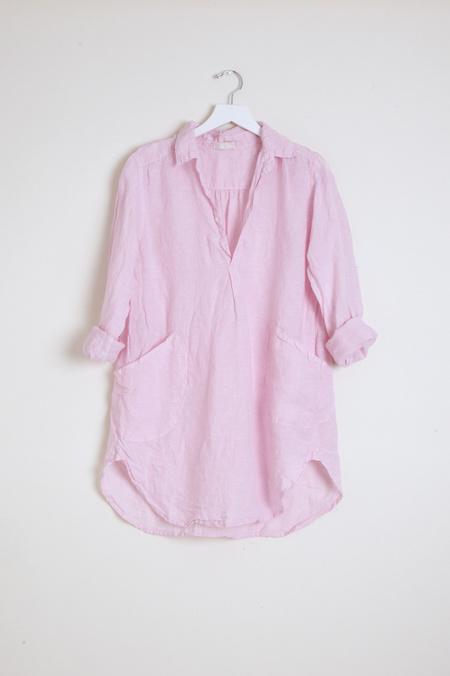 e30acad0ad ... CP SHADES Teton Tunic - Pink Chambray