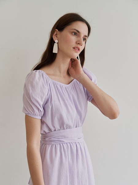 KOLLAB OZ Tender Dress - Violet