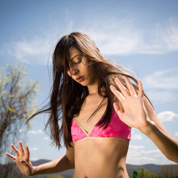 Erica Tanov sula silk bralette