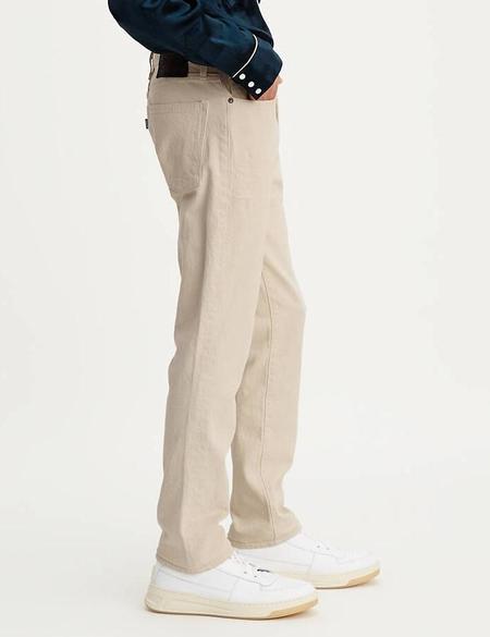 Levi's Made & Crafted 511 Slim Fit Stretch Jeans - Ecru/White