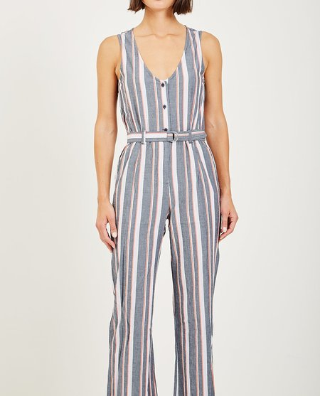 Obey BAJA JUMPSUIT - NAVY