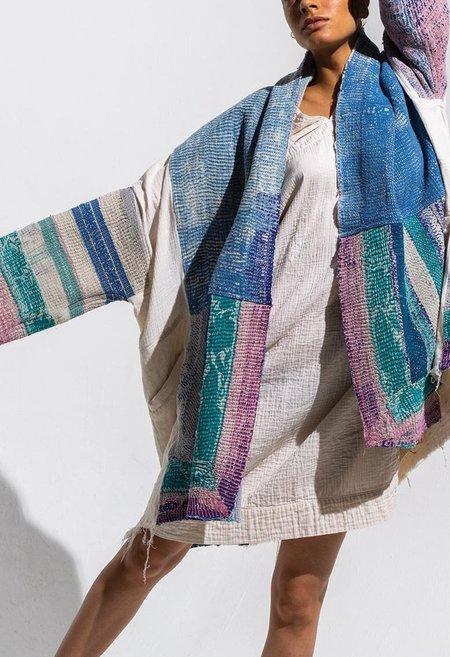 Atelier Delphine Well Traveled Haori Coat