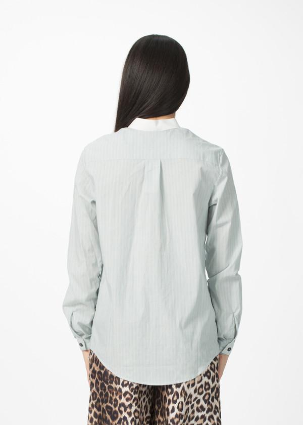 Hansen Christine Collarless Shirt