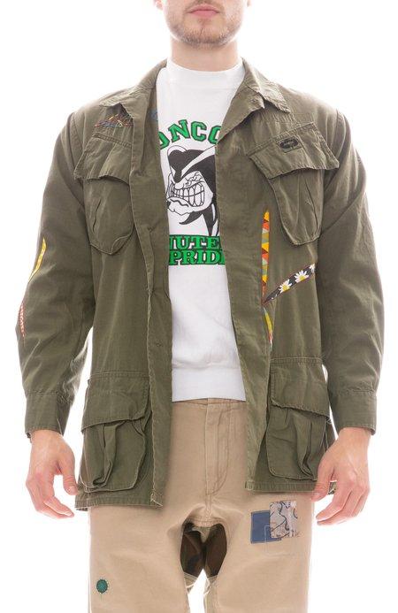 ATELIER & REPAIRS The Apocalypse Now Jacket - OLIVE
