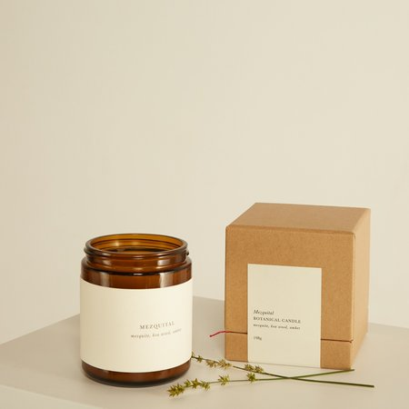 Barratt Riley & Co Mezquital Botanical Candle