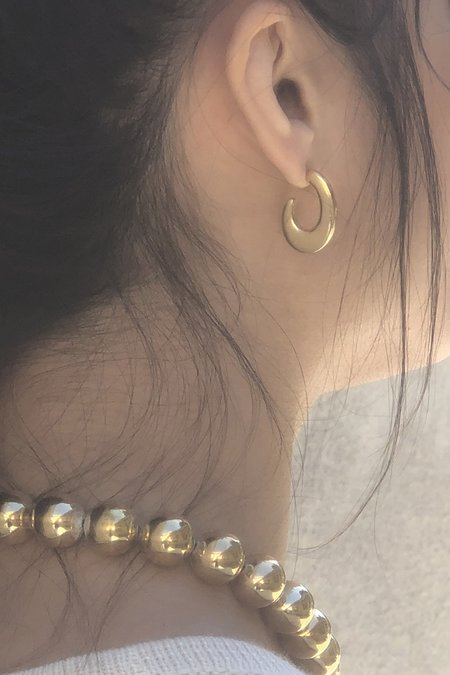 Young Frankk JAMIE EARRINGS - GOLD