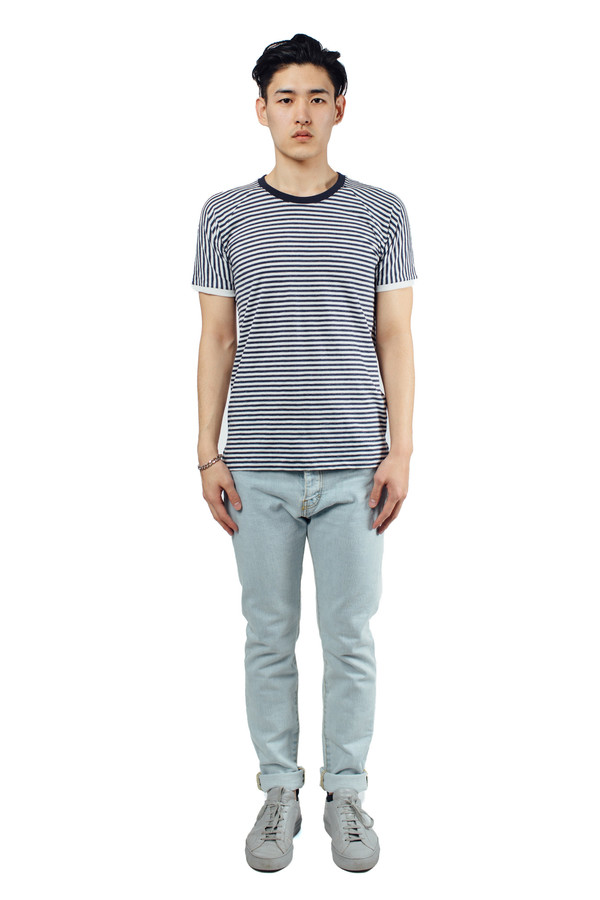 Men's Journal Harbour Tee Navy