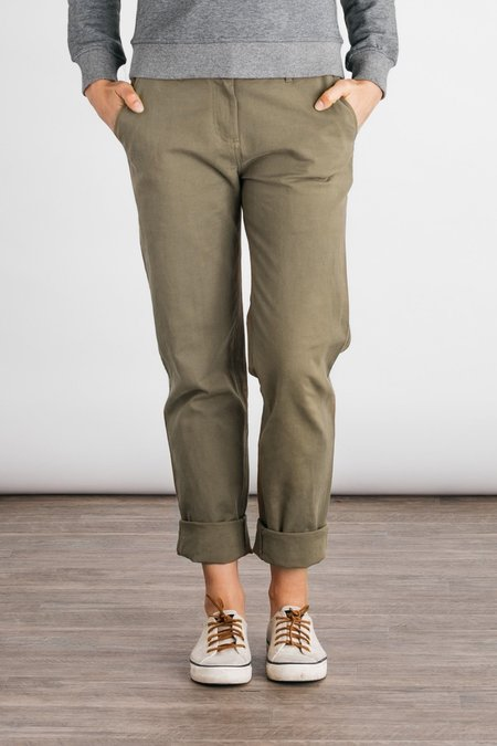 Bridge & Burn Market Trousers - Tan