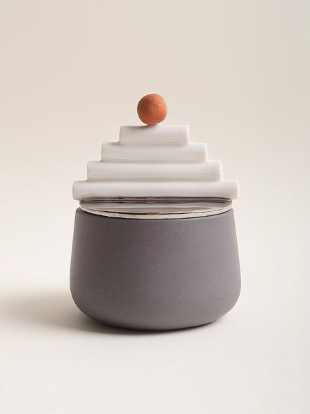 Laura Itkonen Small Sculptural Vessel #3