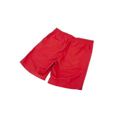 Freemans Sporting Club Emmett Nylon Short - Red