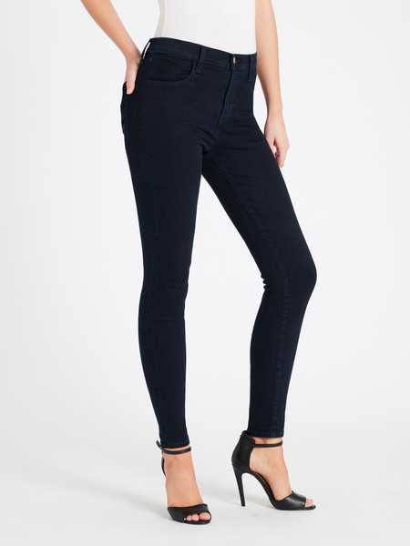 J Brand Maria High Rise Skinny Jean - Penrose