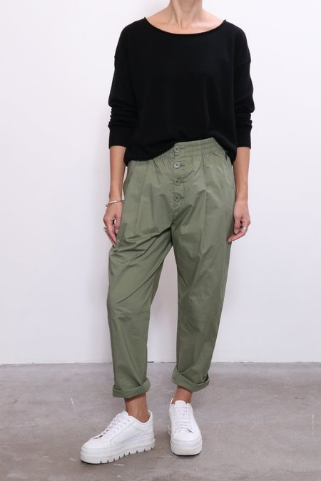 Nili Lotan Jolene Sweater - Black