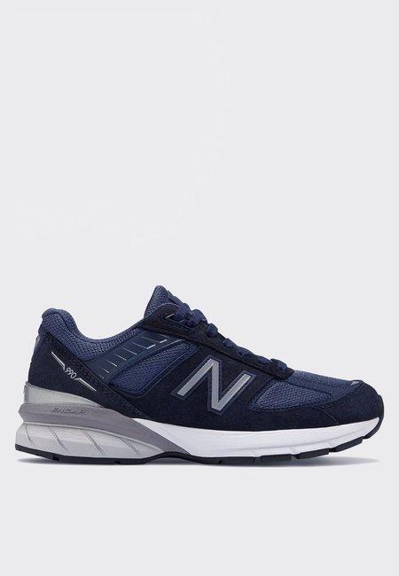 New Balance 990v5 - navy/grey