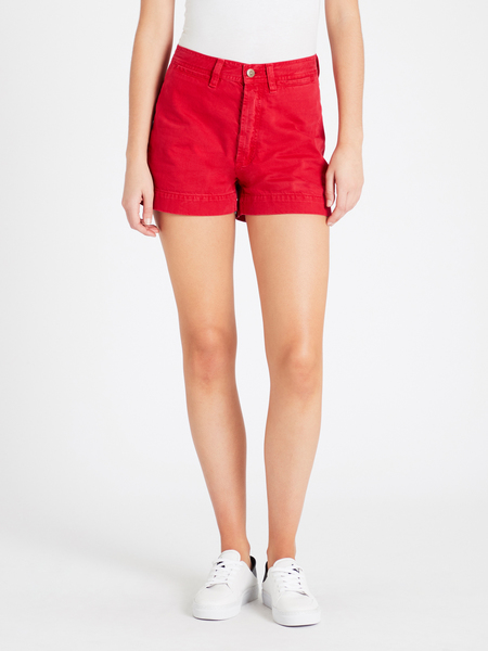MiH Jeans Caron Short - Red