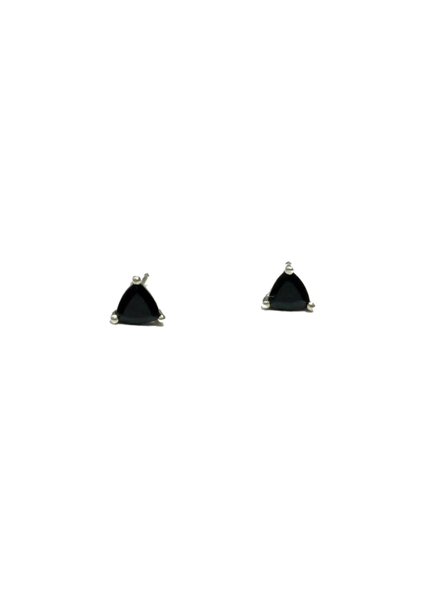 Tarin Thomas Black Onyx Tyler Earrings