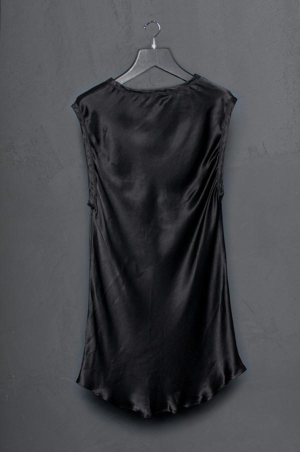 KES Cover Stitch Sleeveless Blouse
