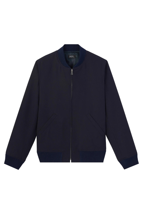 A.P.C. BLOUSON BARRET - DARK NAVY
