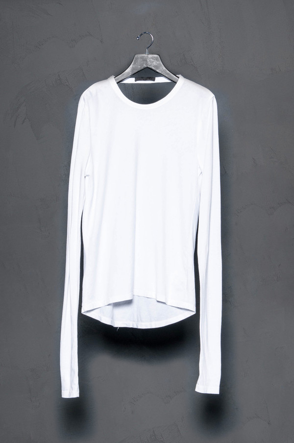 KES Long Sleeve Cotton Tee