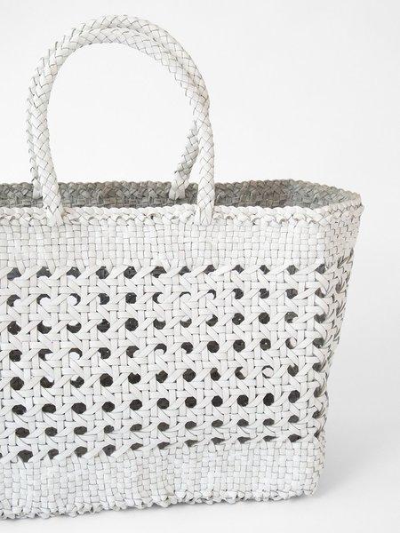 dragon diffusion cannage bag - white