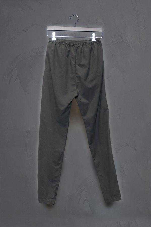 Roque Woven Slit Pocket Pant
