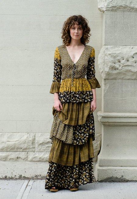 Devotion Layered Dress - Multi