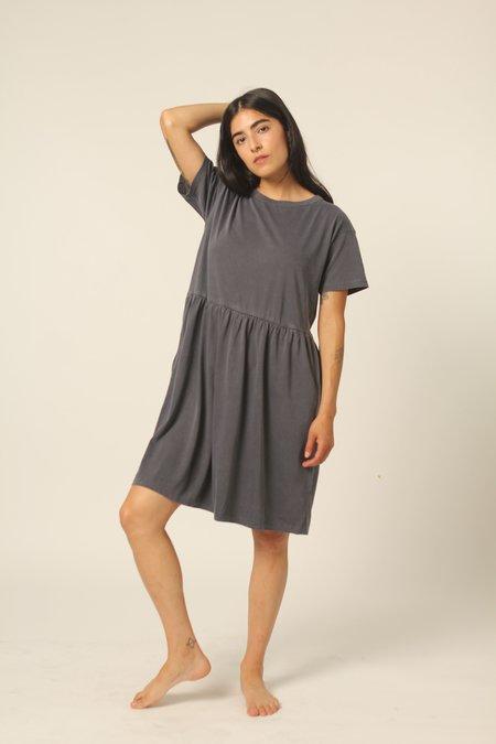 Calder Blake Elodie Dress - Charcoal