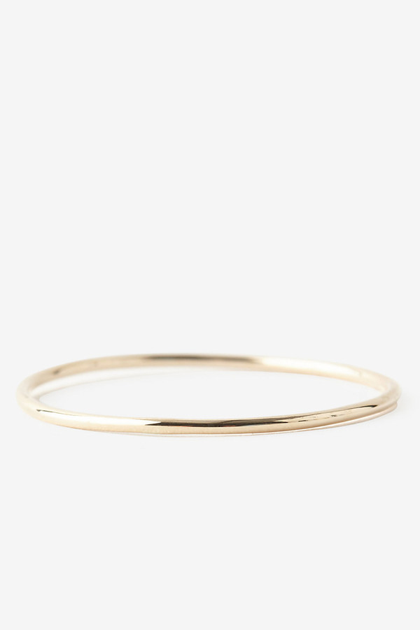 Kristen Elspeth 14K Gold Thread Ring