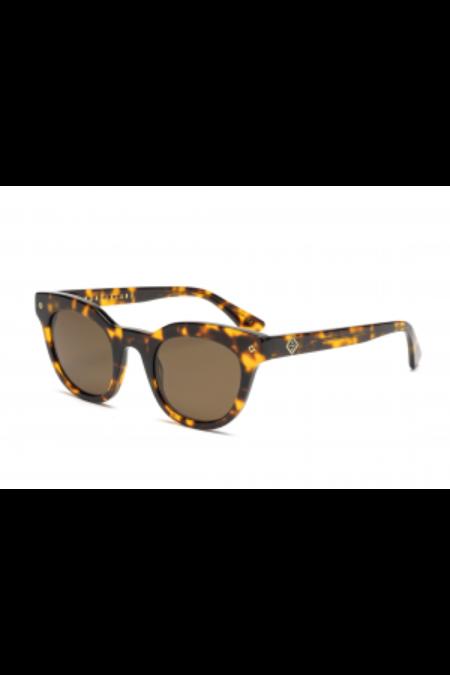 Wonderland Perris Sunglasses - Brown Tortoise