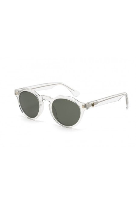Wonderland Fontana Sunglasses - Clear