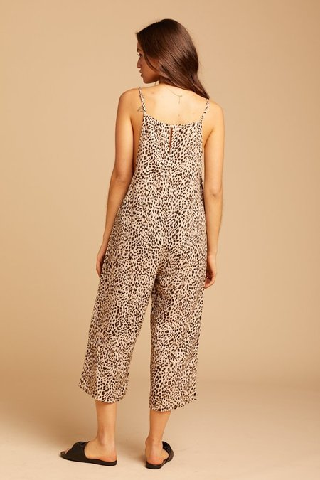 Lumiere Kayla Jumpsuit - Leopard