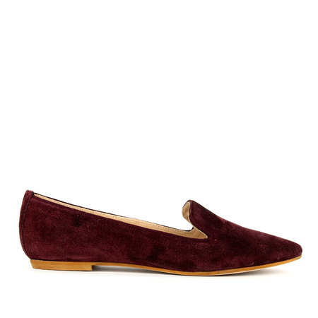 re-souL Naomi II Loafer - Wine