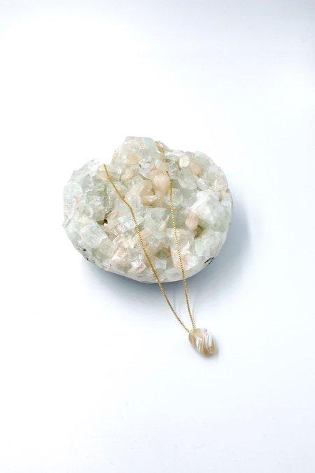 Marida Monaco Necklace - Gold/Pearl