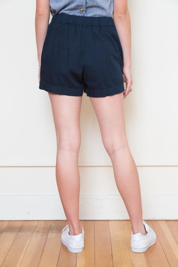 ali golden cotton shorts