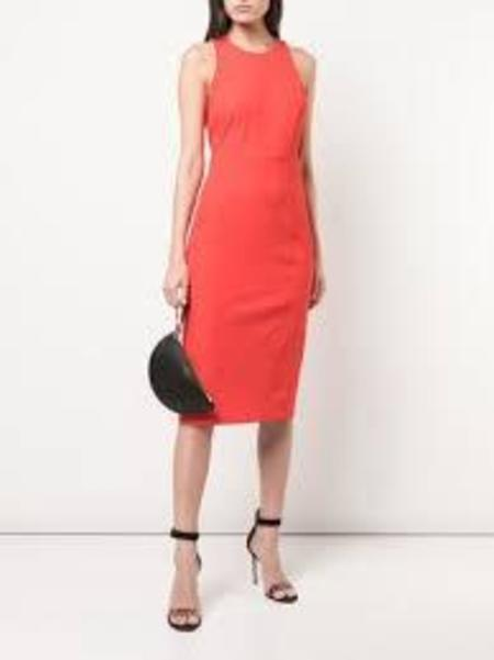Veronica Beard Samia Dress - Poppy