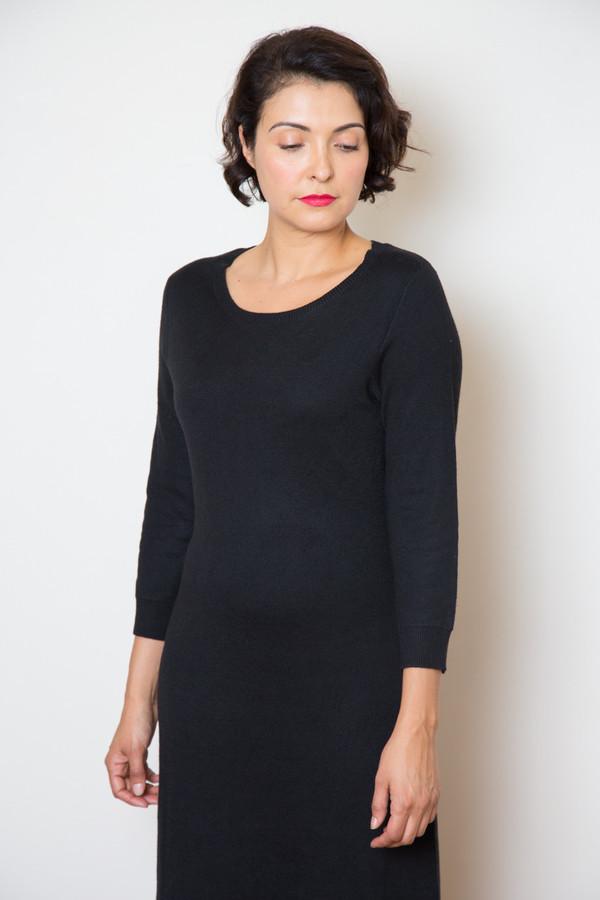 Mary Meyer Sweater Maxi -Black