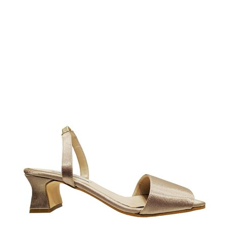 About Arianne Joan Fabric heel - Bisonte