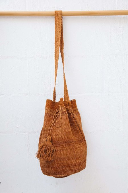 Pampa Litoral Woven Bag #0368 - Chaguar