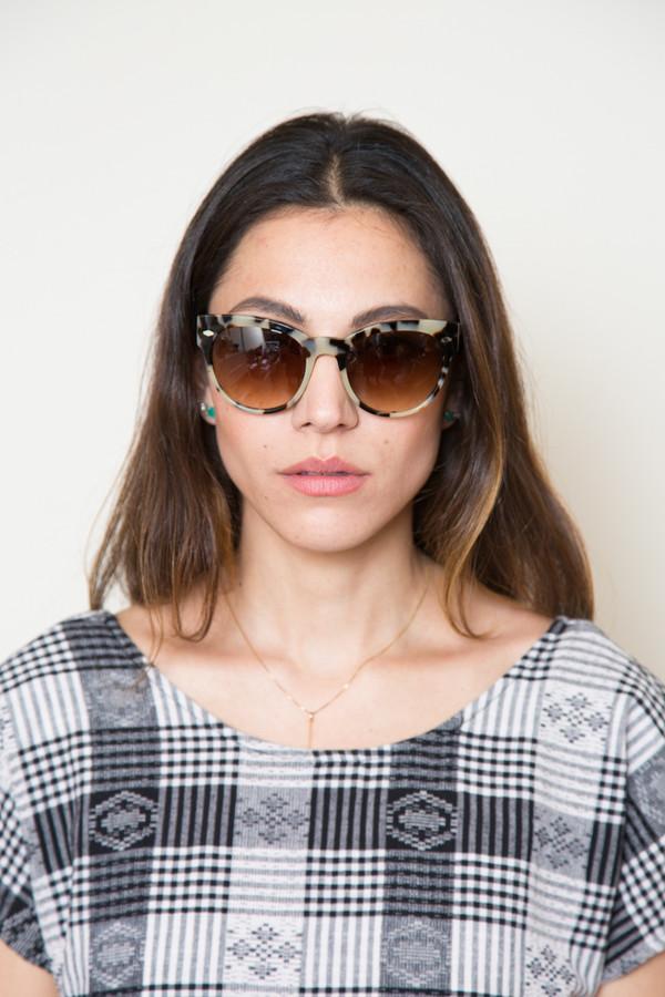 Raen Maude Sunglasses in Chateau