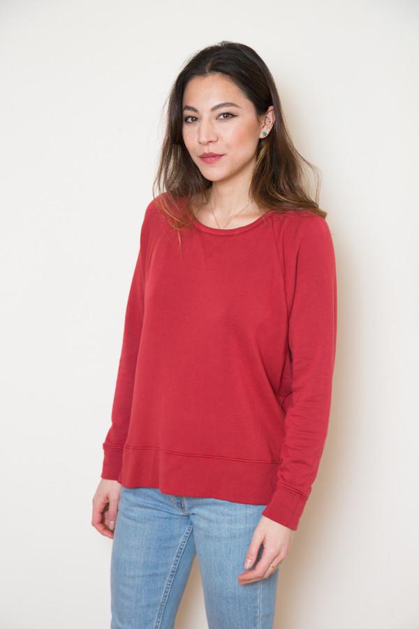 stateside fleece pullover