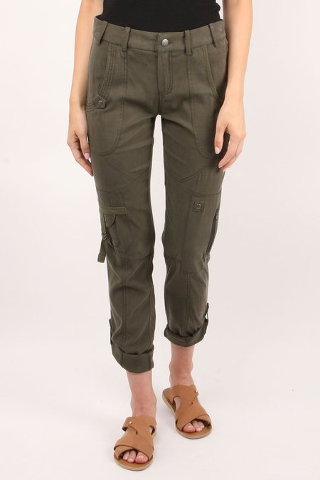 Go by Gosilk Army Pants - HAZEL