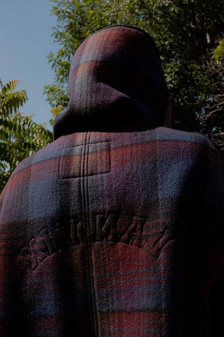 Lanvin Oversized Dropped Shoulder Duffle Coat