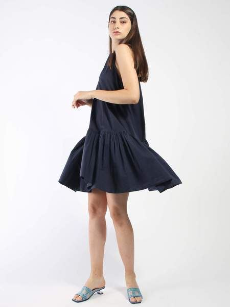 Henrik Vibskov Master G Dress - Black Iris