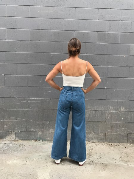 Carleen Nellie Jeans - Light Blue