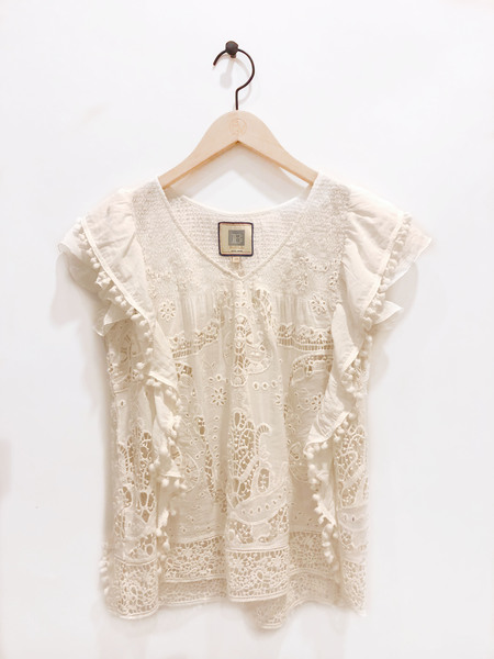 Bell Molly Top - White