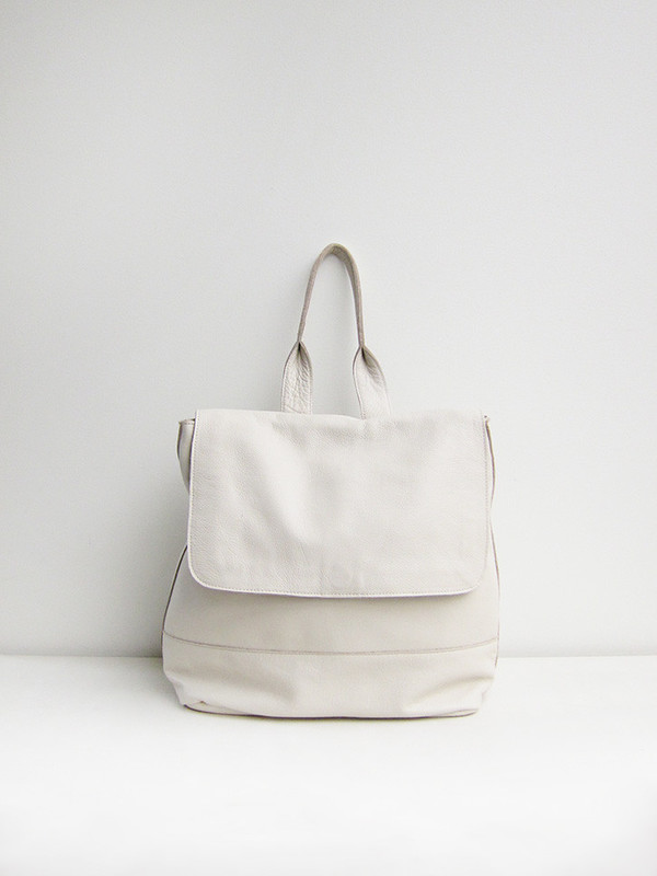 Clyde Room Backpack, Stone