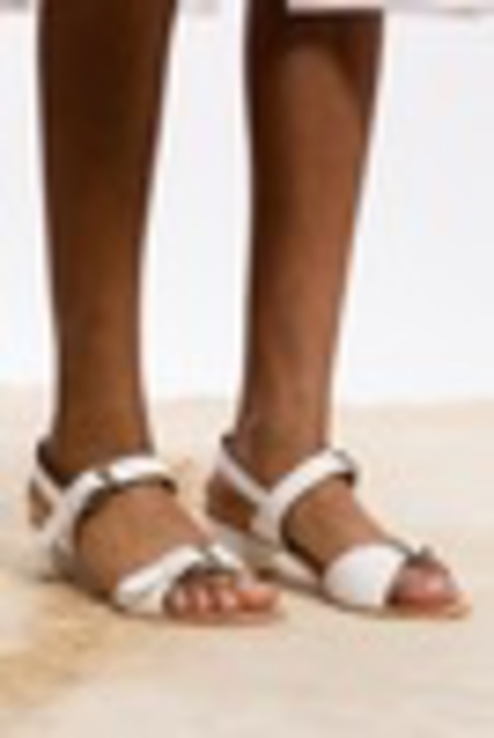 A Détacher Daly Sandal - White
