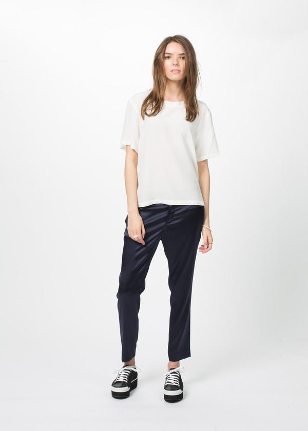 Sibel Saral Silk Pullup Pant