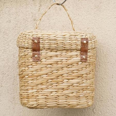 Poolside Collective The Ashleigh Bag - Natural