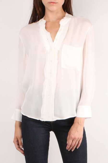 Brochu Walker Lyndsay Blouse - Linen